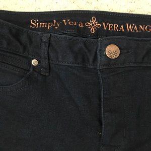 Simply Vera Vera Wang Shorts - Vera Wang boyfriend shorts